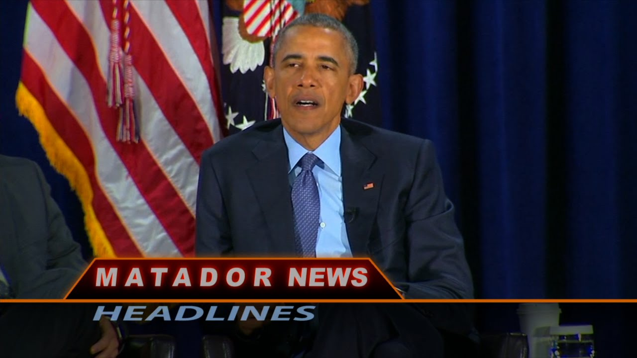 photo of President Obama from Matador News
