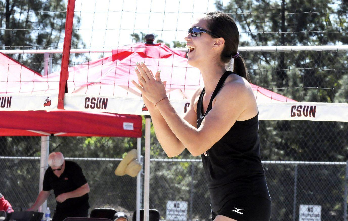 CSUN sweeps Colorado Mesa despite weather