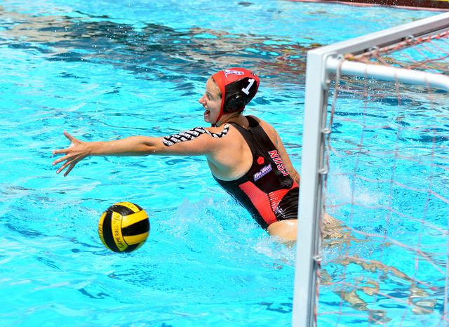 CSUN women's water polo falls behind late, loses to No. 9 UCSB