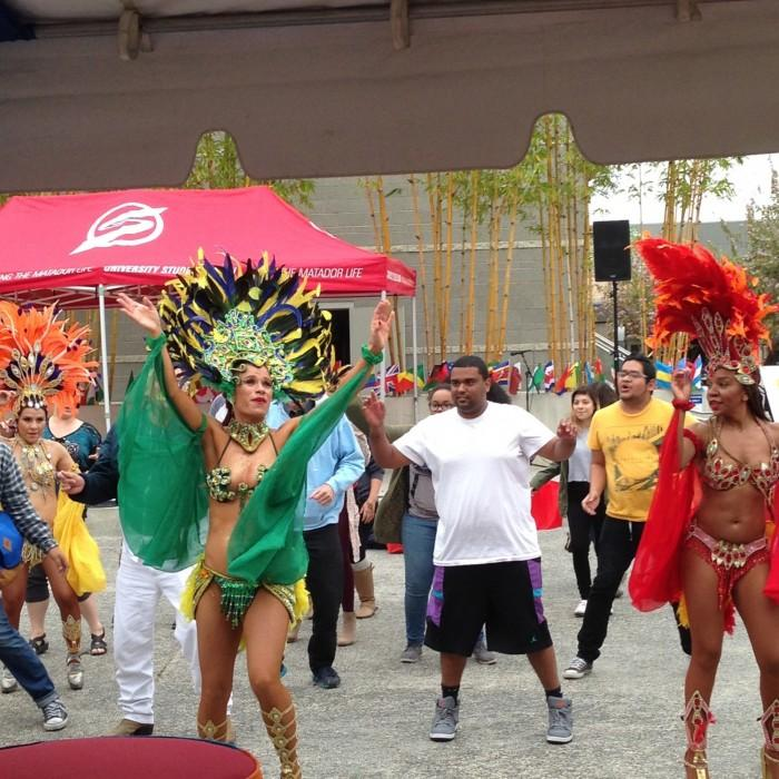 Cultural diversity celebrated during annual CARNAVAL
