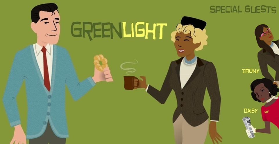Greenlight+logo+with+special+guests%3A+Ebony+and+Daisy