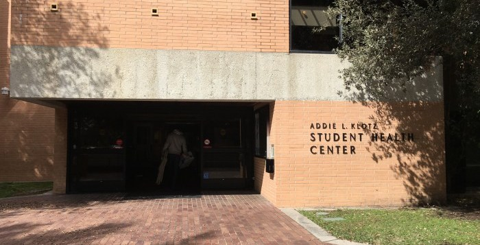 Klotz center offers STD testing on campus