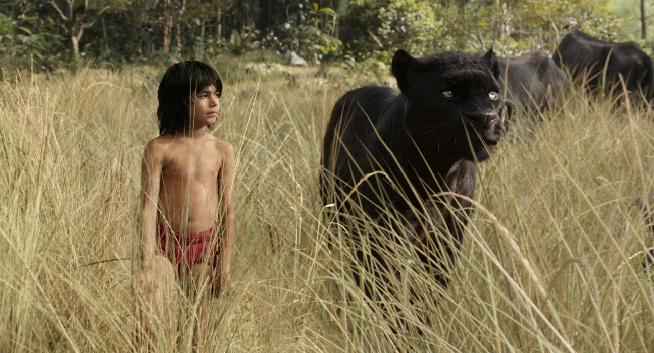 Live-action remake of The Jungle Book now in theaters