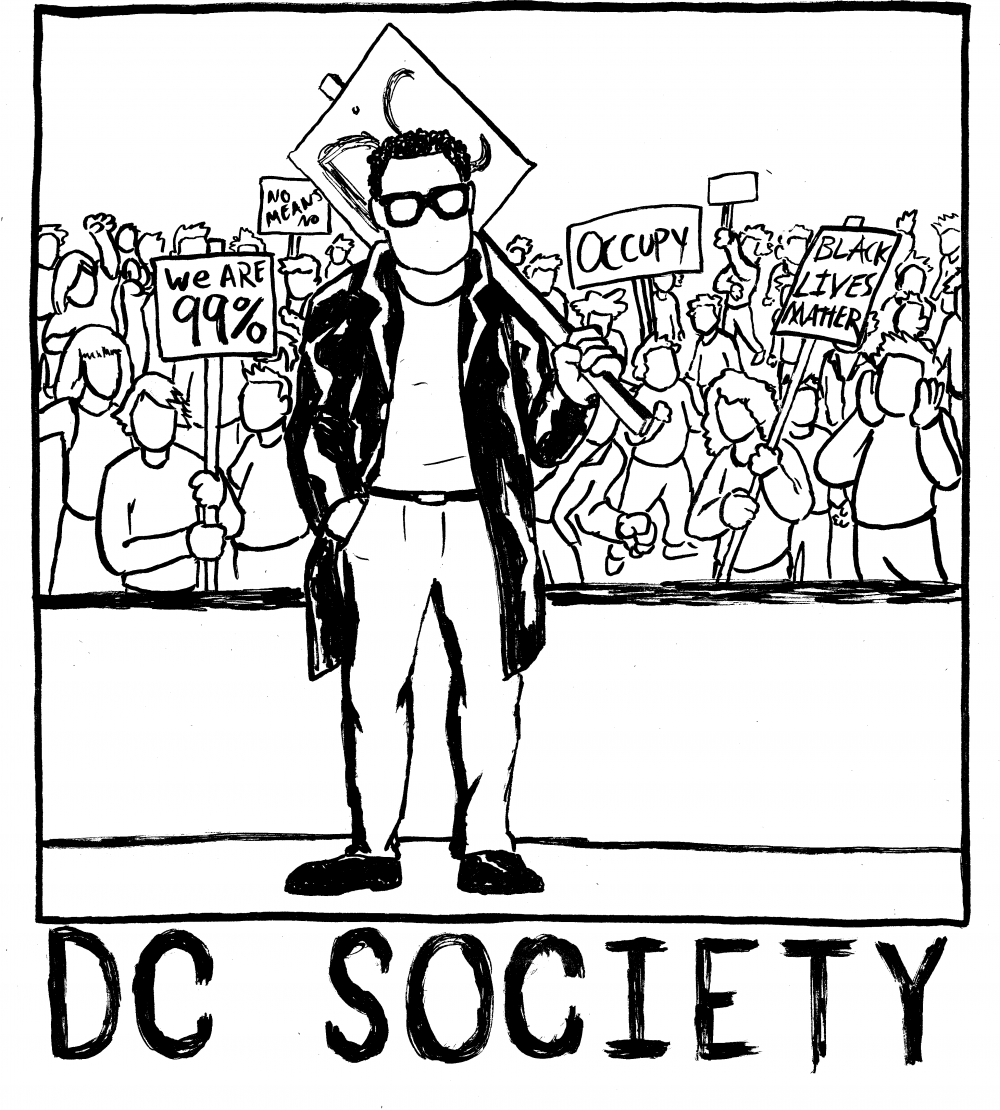 D.C. Society: My party made a mistake