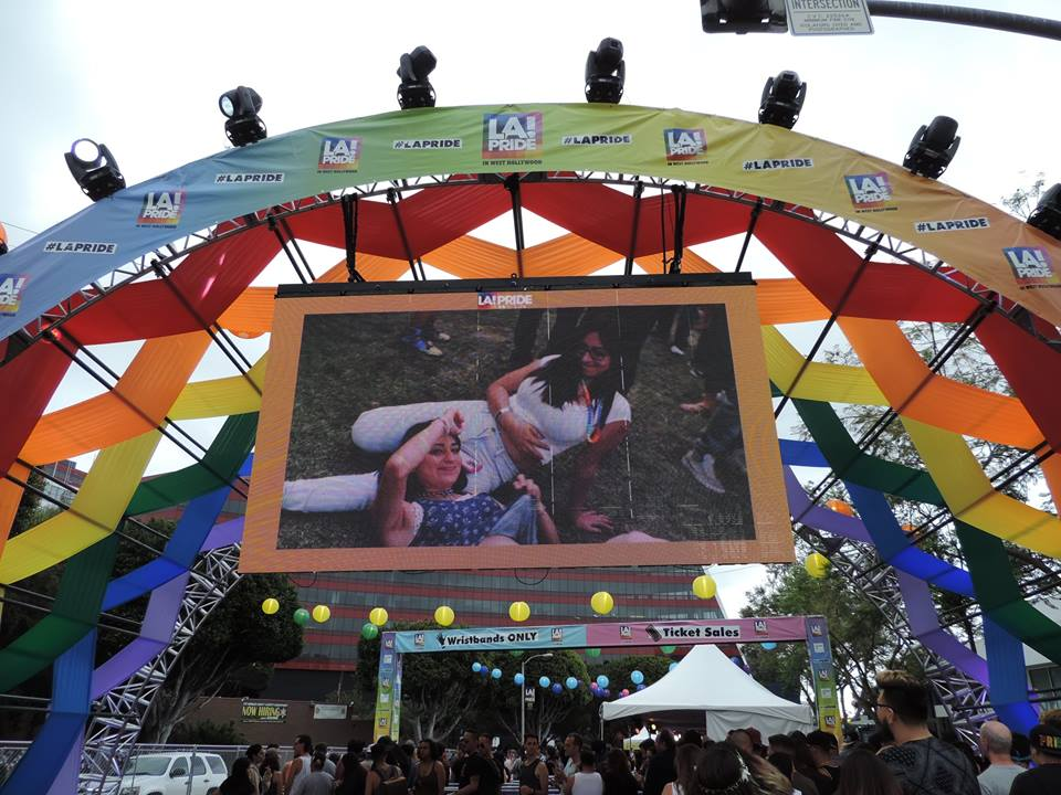 West Hollywood shows pride at the 46th annual L.A. Pride festival