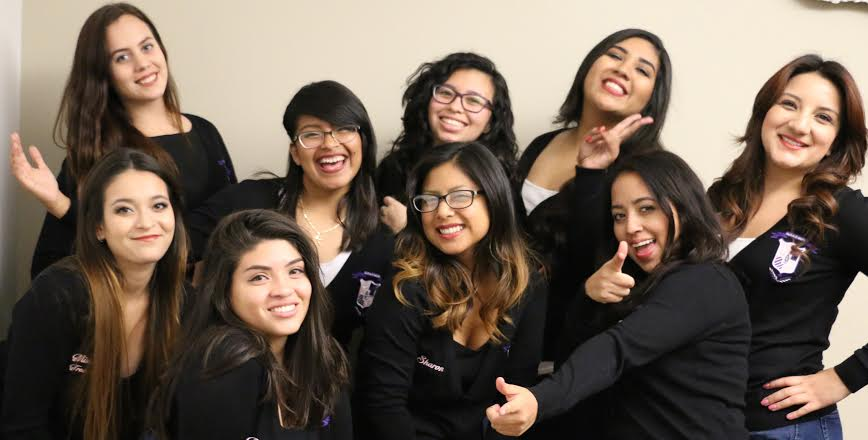 Meet the Latina Sisters at Alpha Pi Sigma