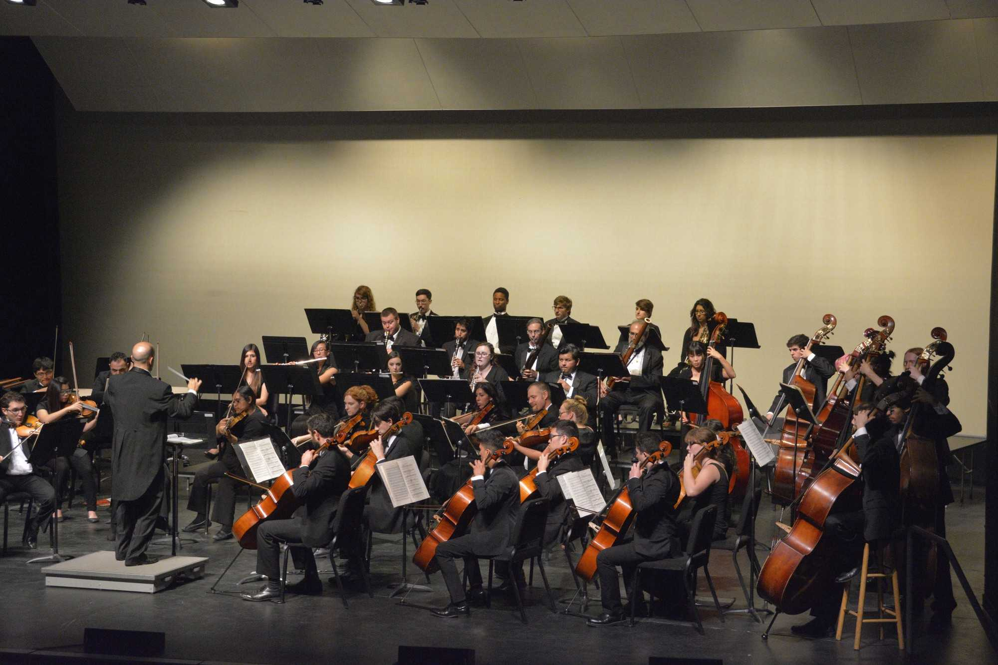 """Sinfonia Breve"" makes its world premiere with the CSUN Symphony"