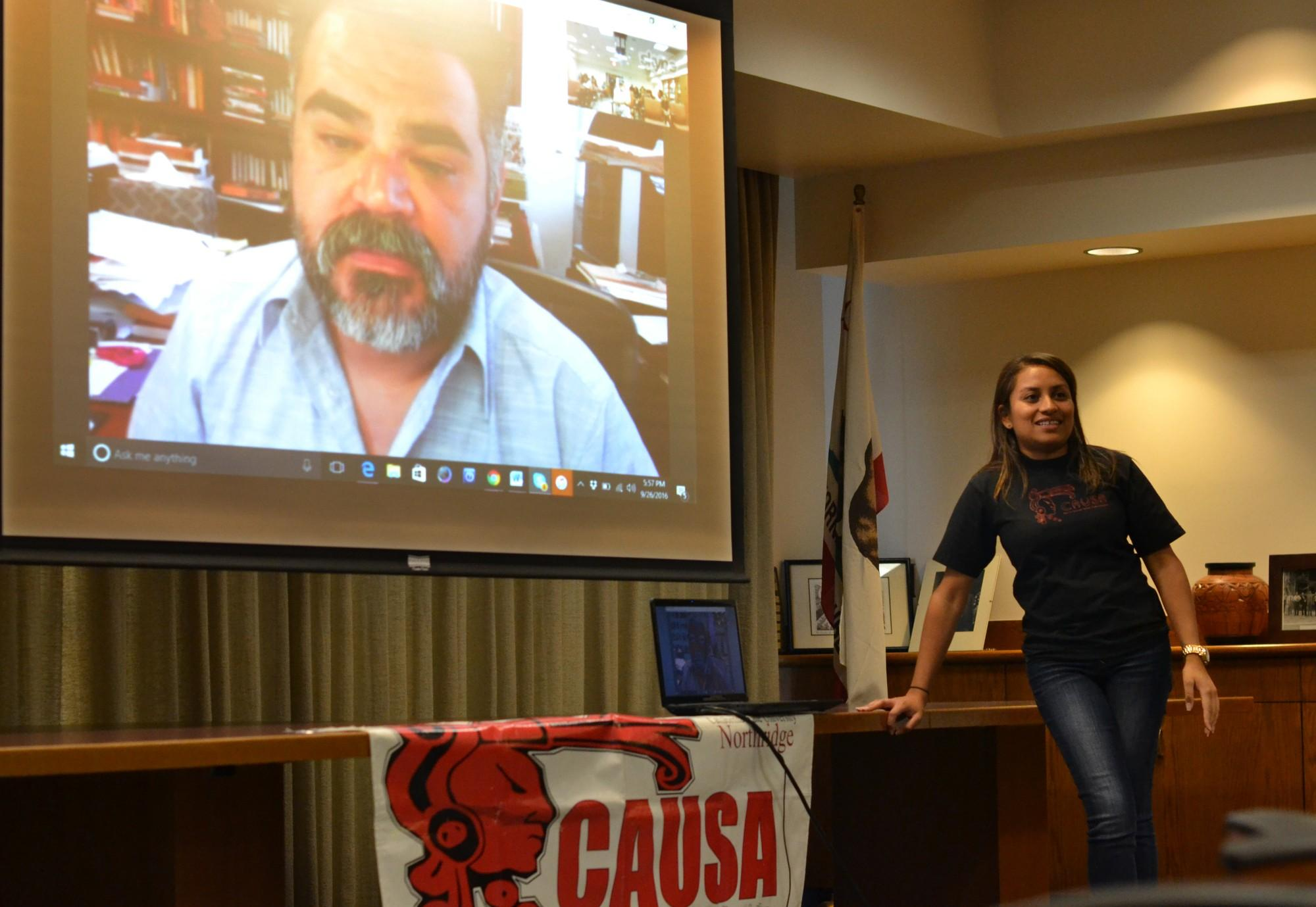 CAUSA Film Screening revisits 2014 Disappearance of 43 Mexican Students in Iguala