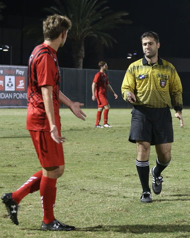 Matadors finish in a 1-1 draw against rivals