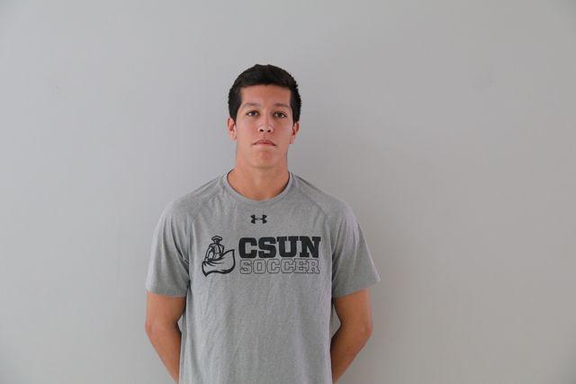 Goalkeeper Kevin Marquez. Photo Credit: Harrison Katz