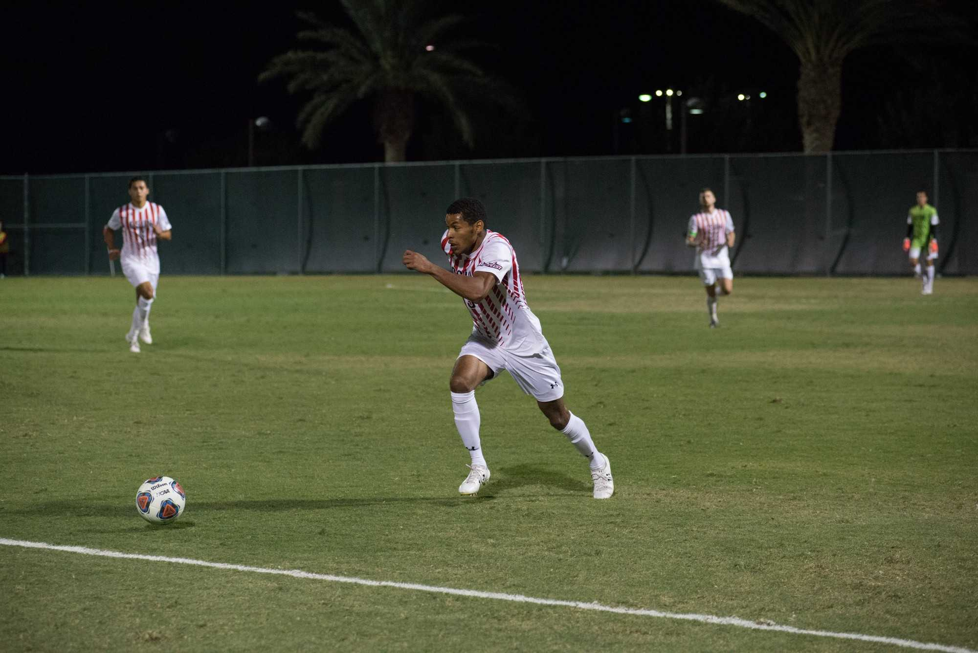 Fullerton scores on themselves, give Matadors draw