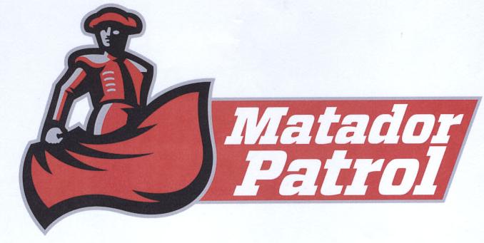 Matador patrol logo