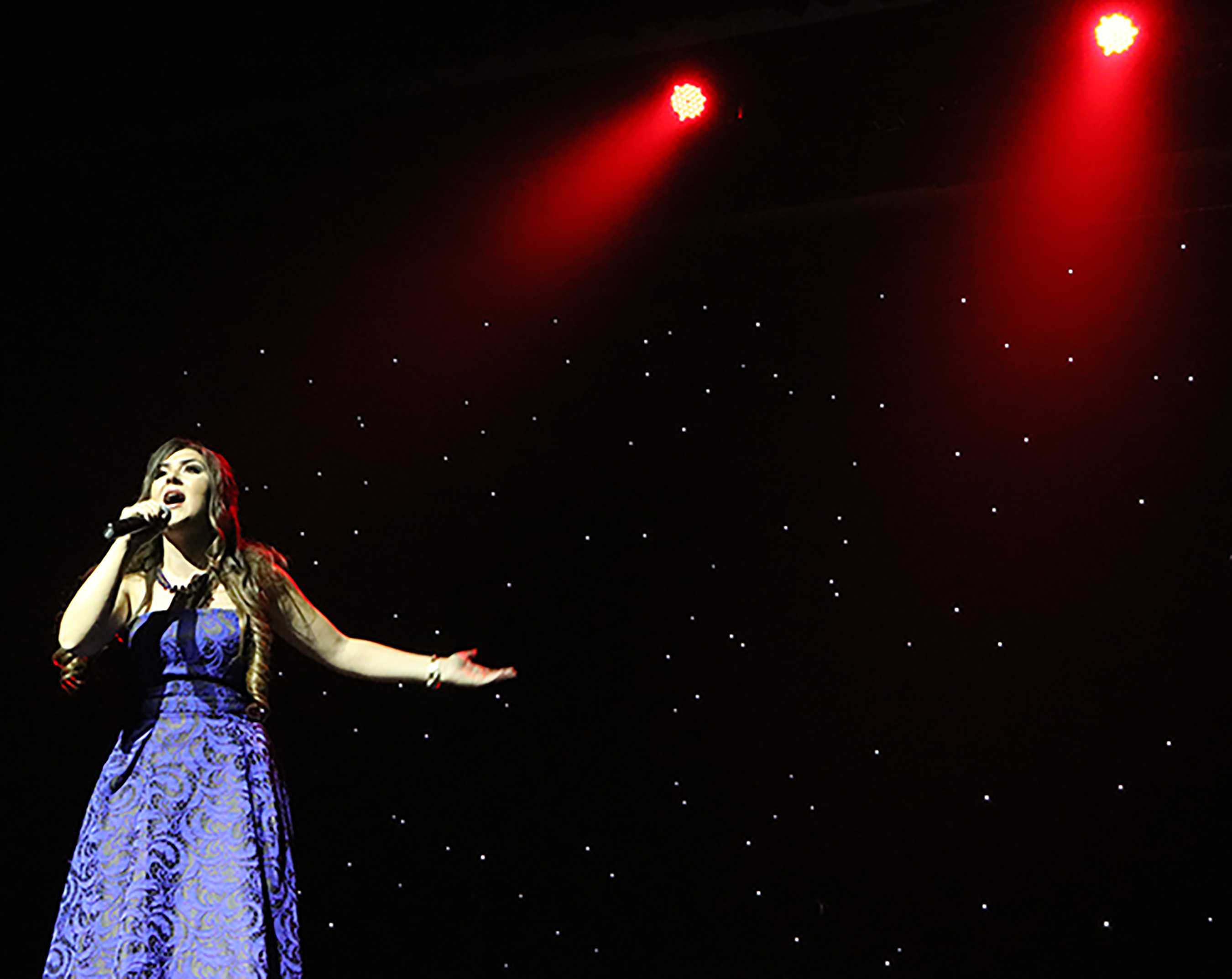 Students Show Off Talents at 15th Annual Student Showcase