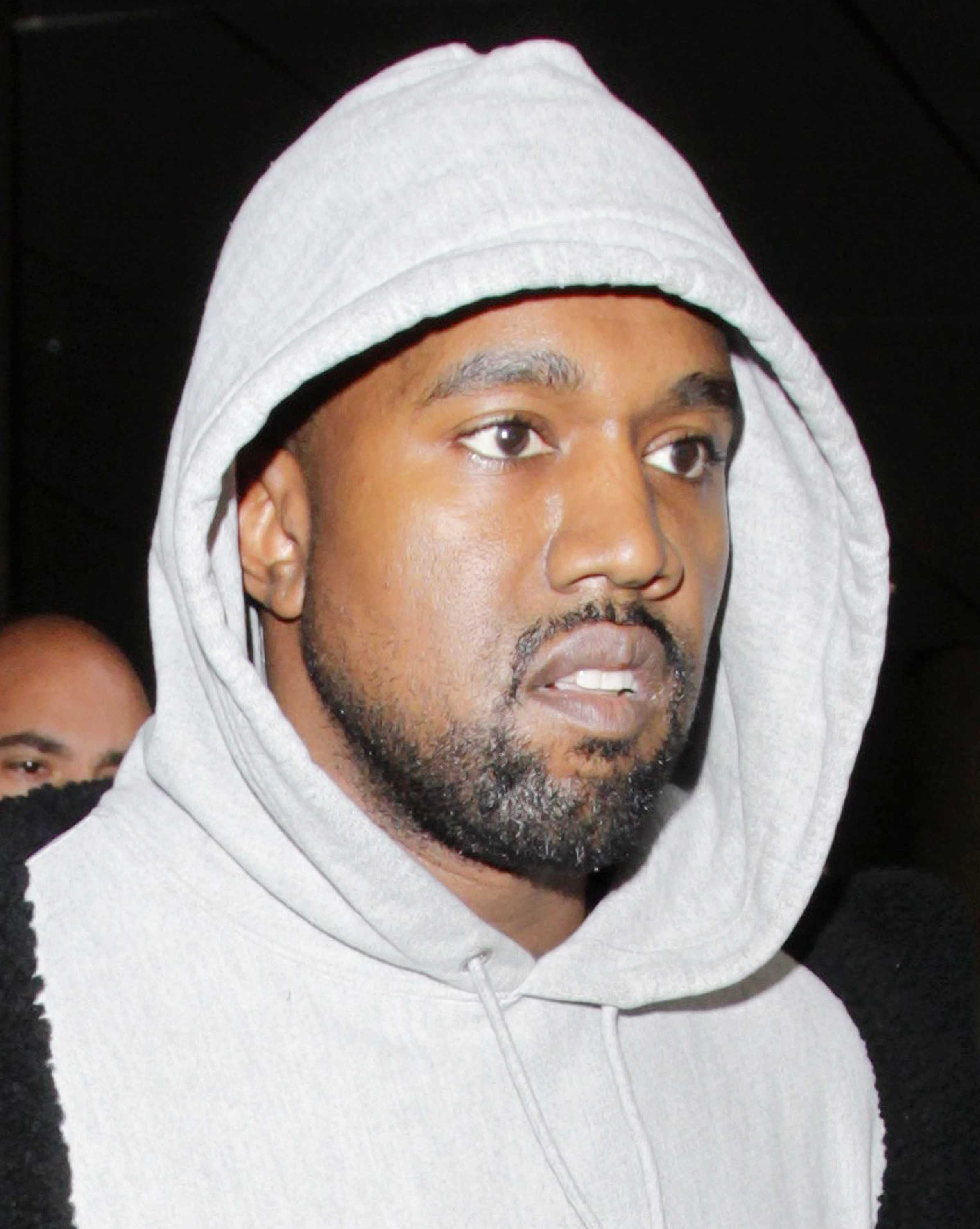 Kanye West arrives at the Los Angeles International Airport on Nov. 15, 2016 in Los Angeles. (Broadimage/Rex Shutterstock/Zuma Press/TNS)