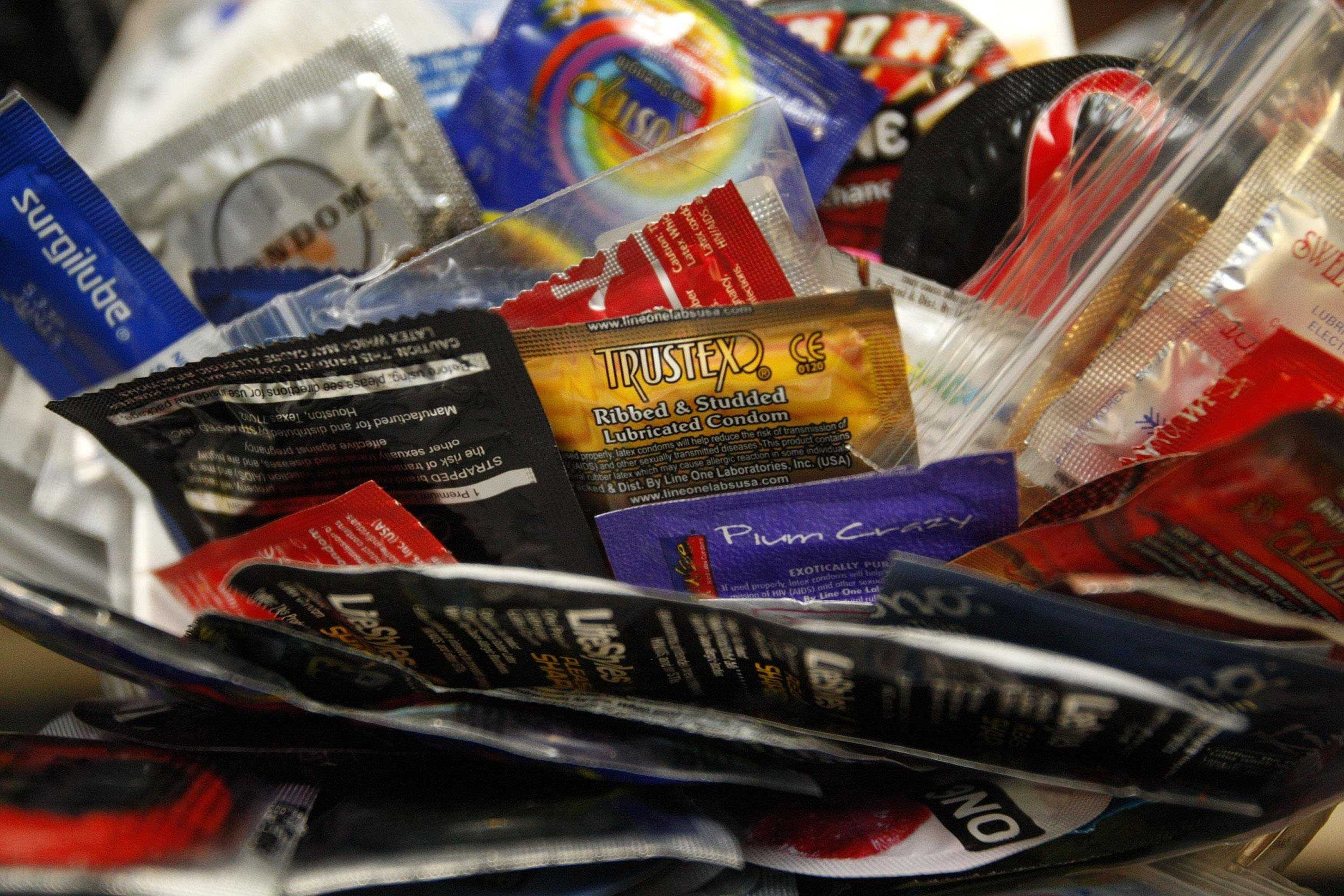 Should Porn Stars Wear Condoms? Proposition 60 thinks they should.
