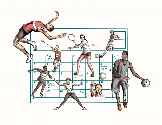 Sports Calendar 11/30-12/6