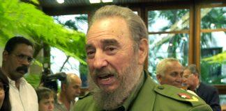 Fedel Castro pictured