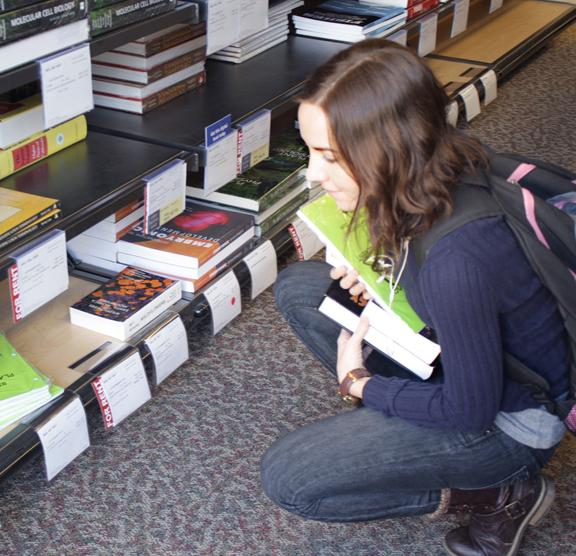 Students can now save more cash on textbooks with price matching