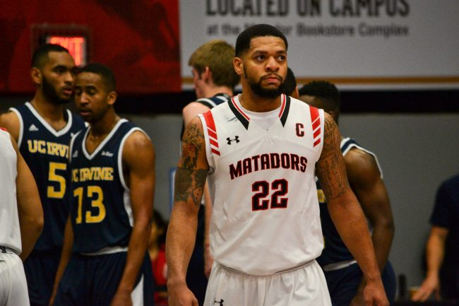 Men's basketball struggles in loss to Irvine