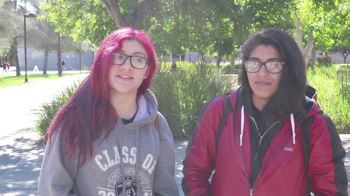 CSUN students' expectations for Spring semester