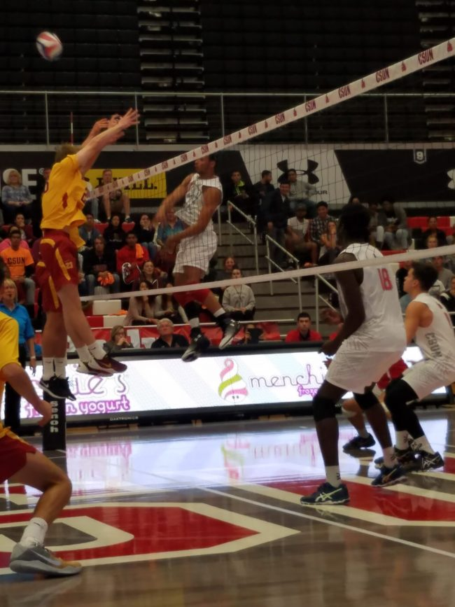 No. 11 CSUN defeated by USC