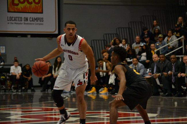Parks reaches a career milestone as the Matadors win their third straight