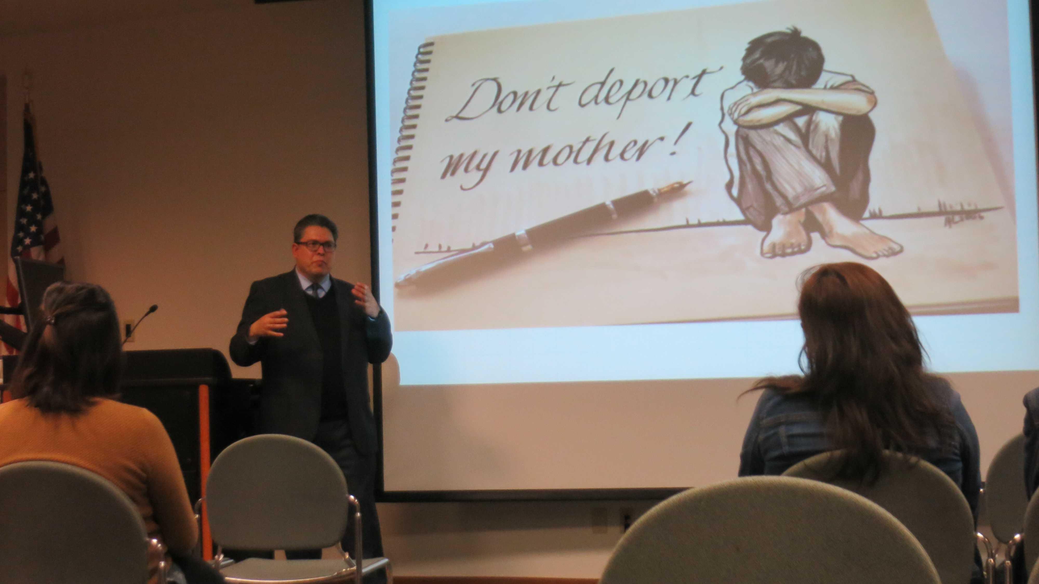 UC Berkeley professor, Alberto Ledesma, talking about his book,