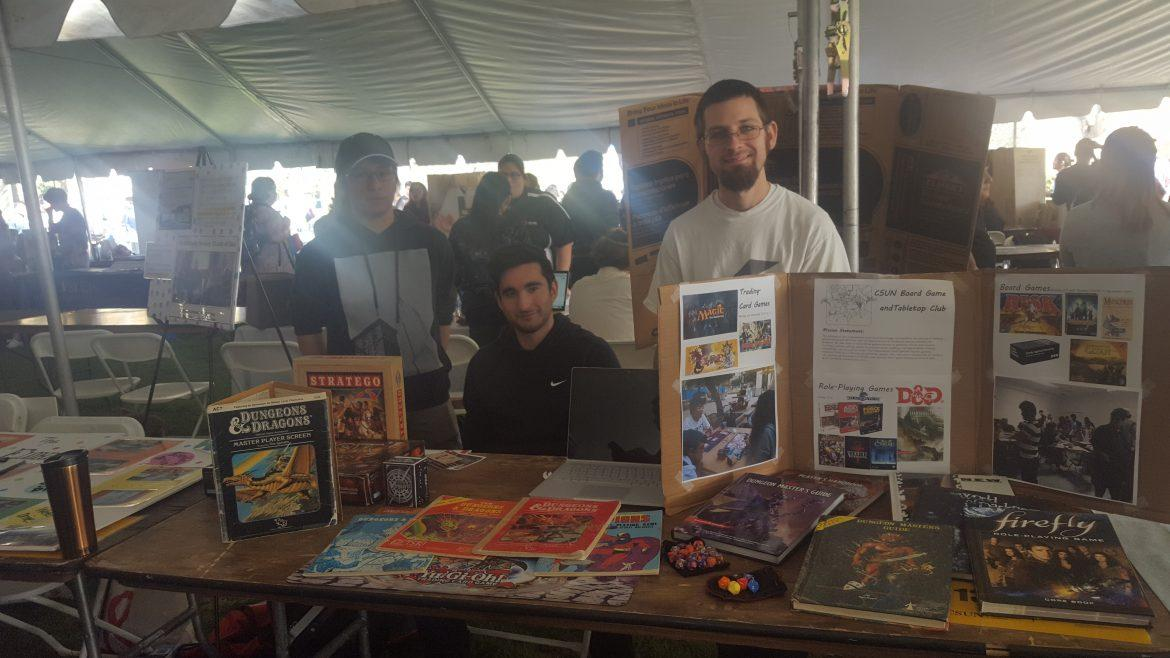 CSUN Board Games and Tabletop club
