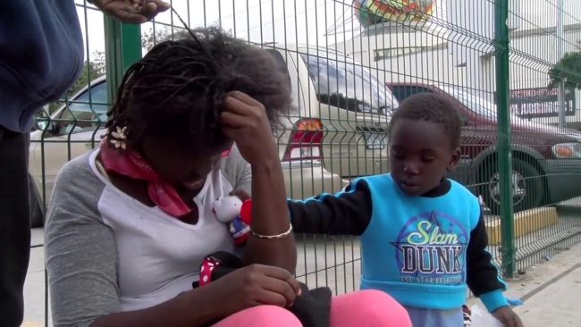 Haitian immigrants find refuge in Mexico