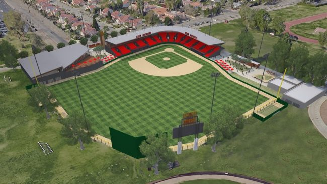 Matador baseball field is getting a makeover