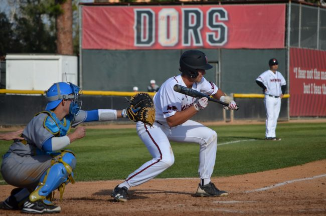 CSUN baseball loses to UCLA 7-2