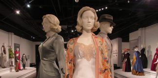 still from the FIDM costume exhibit