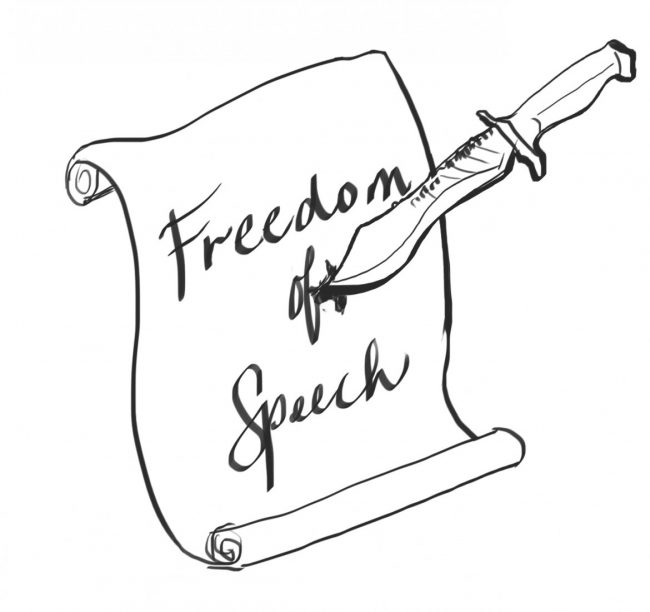 Editorial: freedom of speech in an era of political-correctness, part one