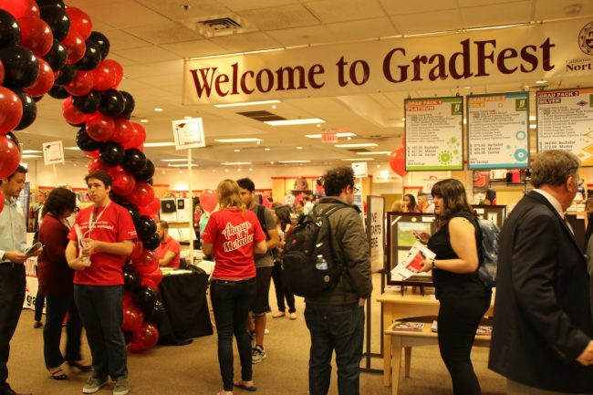 Graduating seniors prepare for upcoming commencements through GradFest
