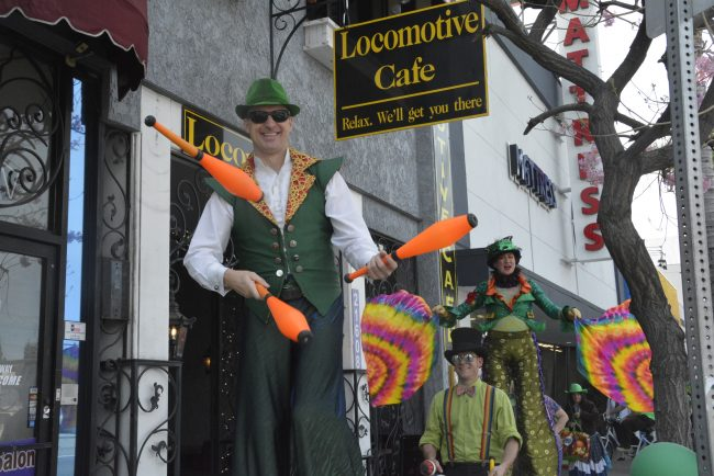Canoga Park goes green for 14th annual St. Patrick's Day Parade