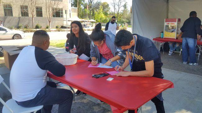 Majors fair sheds light on different CSUN majors