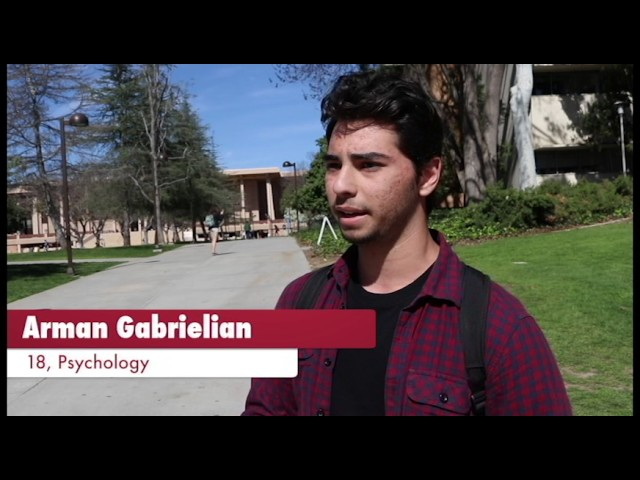 CSUN Says: Student reactions to Travel Ban