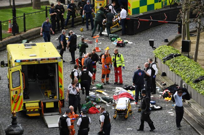 Four dead after London attack