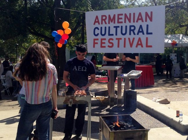 "L.A. County announce April as ""Armenian History Month"""