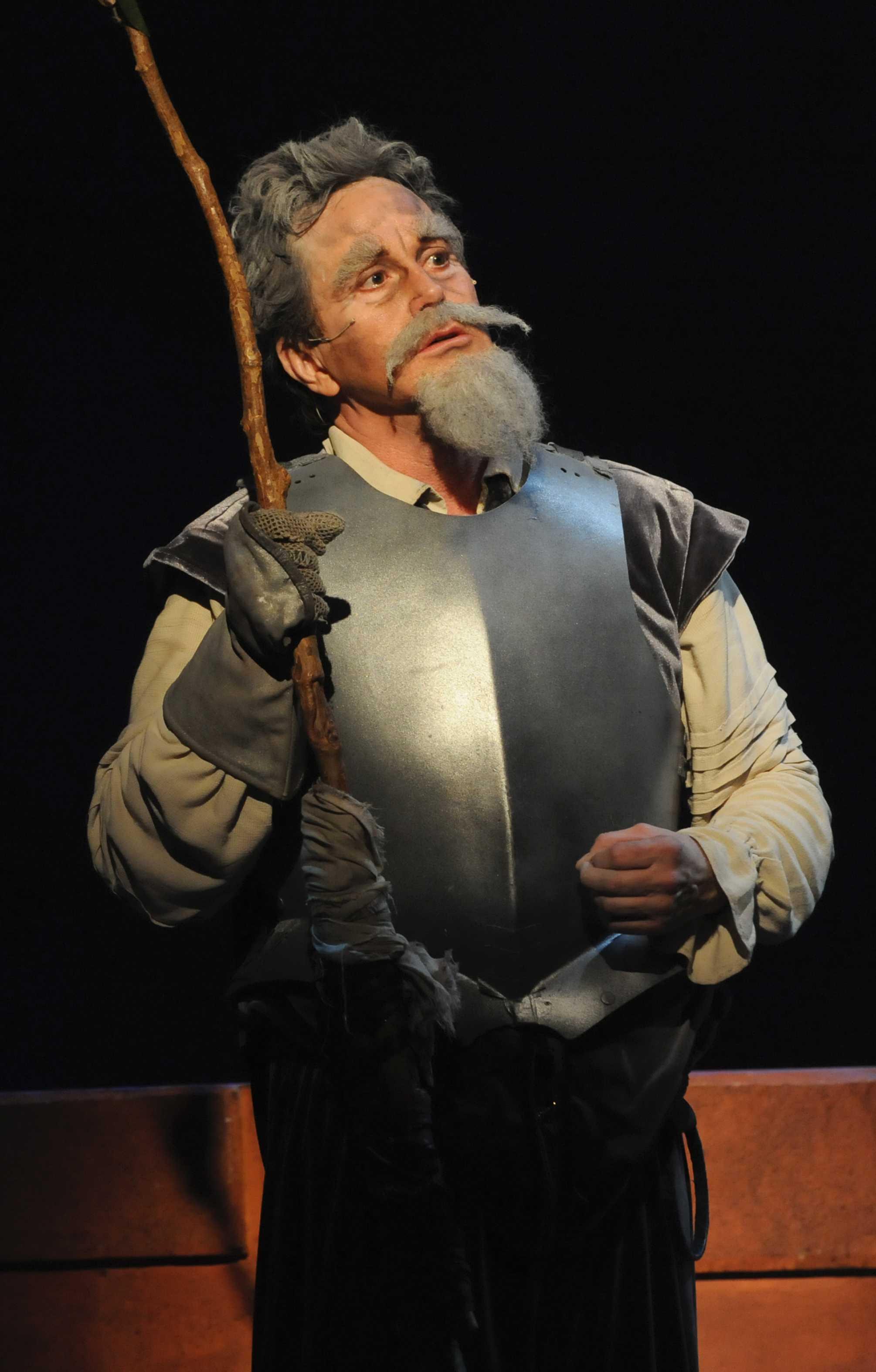 Davis Gaines performs Don Quixote in