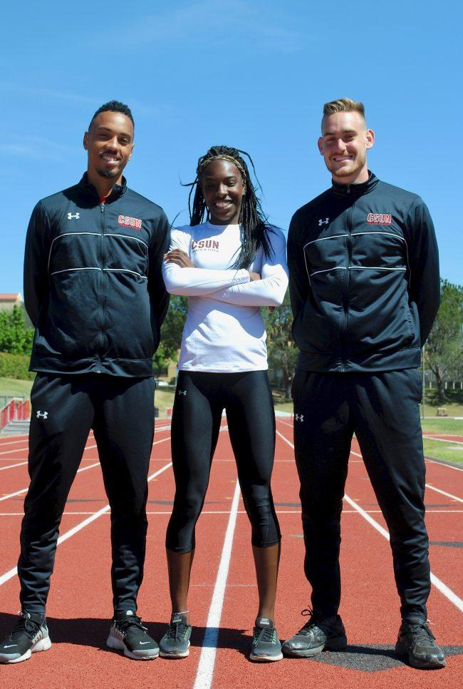 CSUN track & field continues to compete