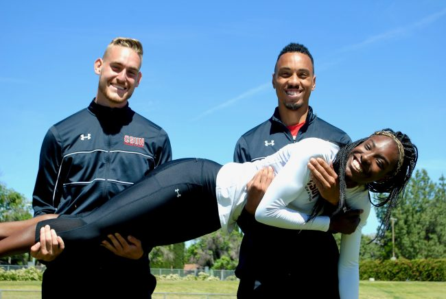 Track and field seniors share last thoughts on their final season