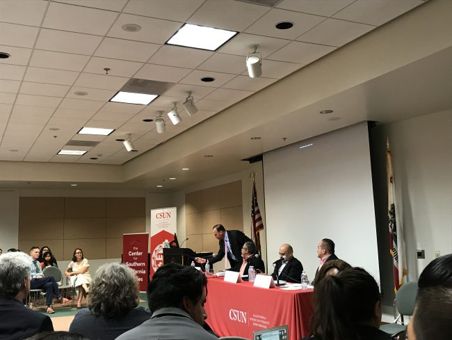CSUN hosts Latino Legislative Caucus panel