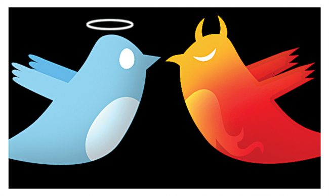 Illustration pertaining to social media. (Daniel Marsula, The Pittsburg Post-Gazette/ TNS).