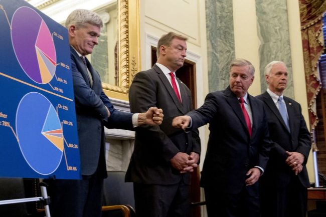 A Last-Ditch Effort: The GOP now has until Sept. 30 to kill as many Americans as they can