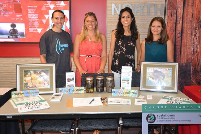 Annual Sustainability Day features sustainable food sources in LA