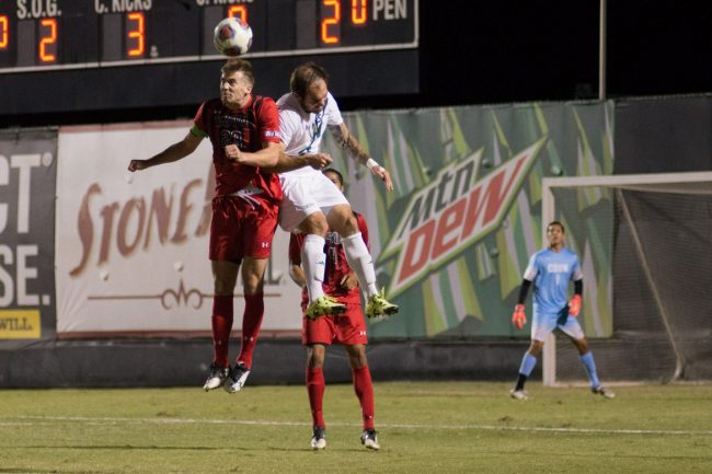 CSUN falls to UCSB at home