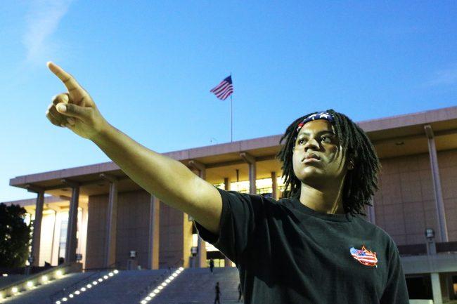 CSUN Rapper has big dreams