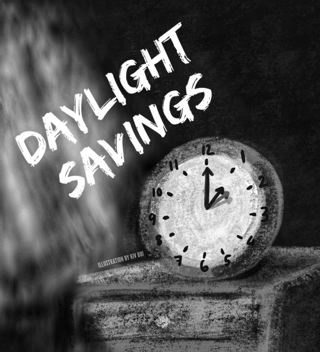 Students find daylight savings time to be beneficial
