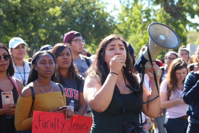 """Meet three organizers who led the 'Week of Action"""""""
